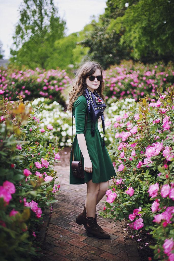Triple Thread: Secret Garden
