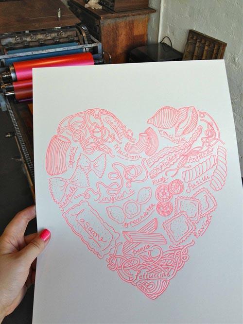 Dawn Tan - pasta print 4
