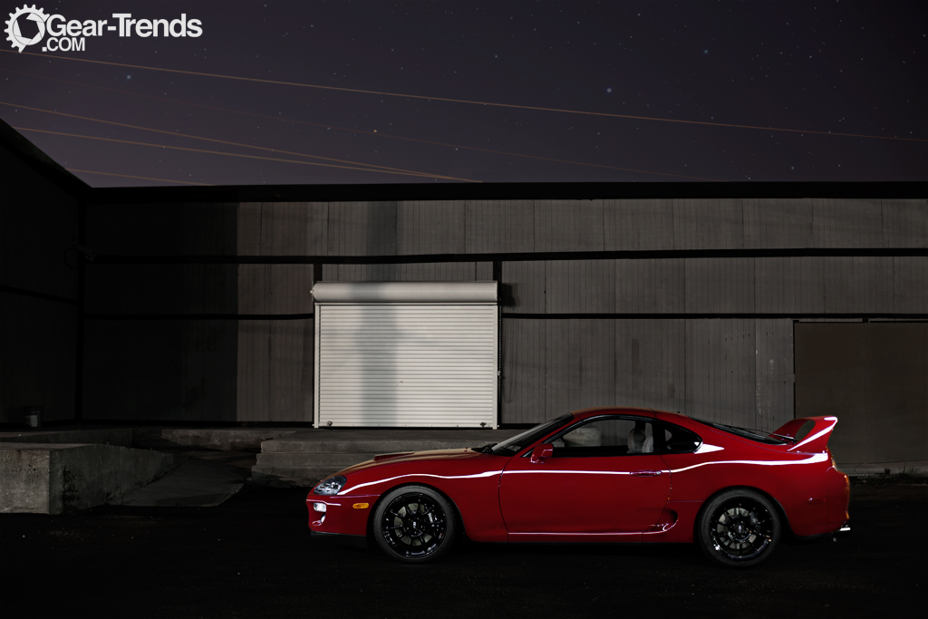 Driverside Profile