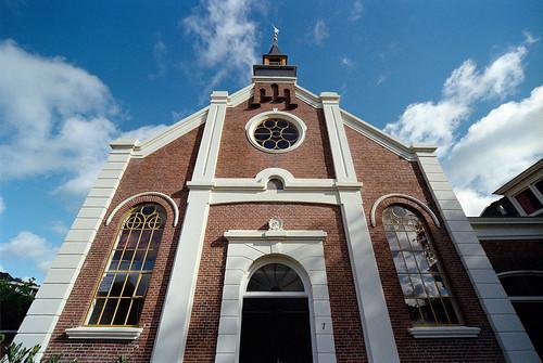 Gereformeerde Kerk Thesinge - Reformed Church
