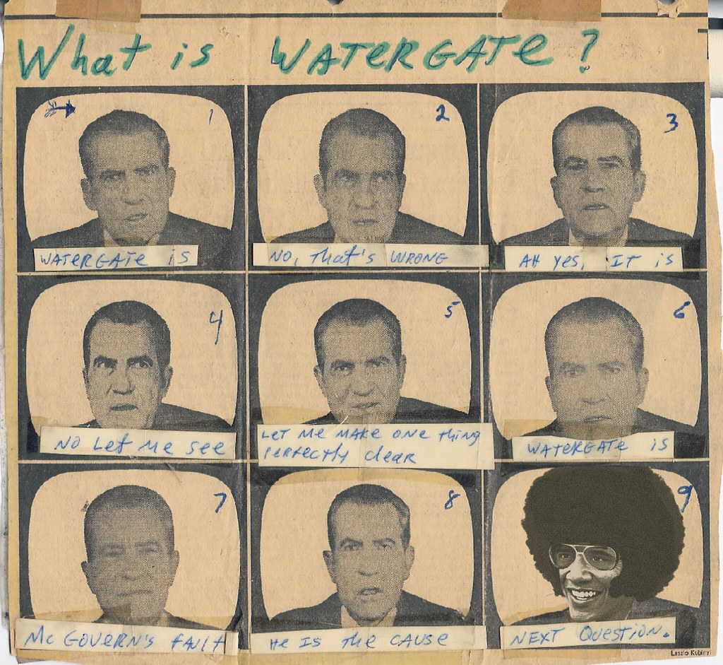 WHAT IS WATERGATE?