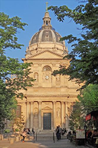 La chapelle de la Sorbonne (Paris)