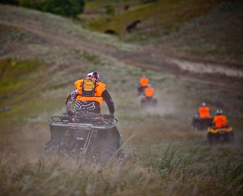 Can-Am Trophy Russia 2013 - stage 1