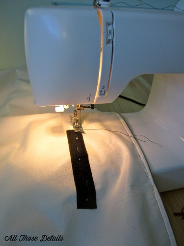 Cover and Sewing Machine