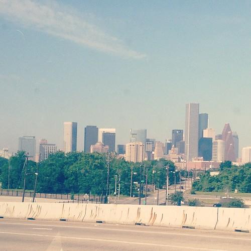 Home Sweet Houston.