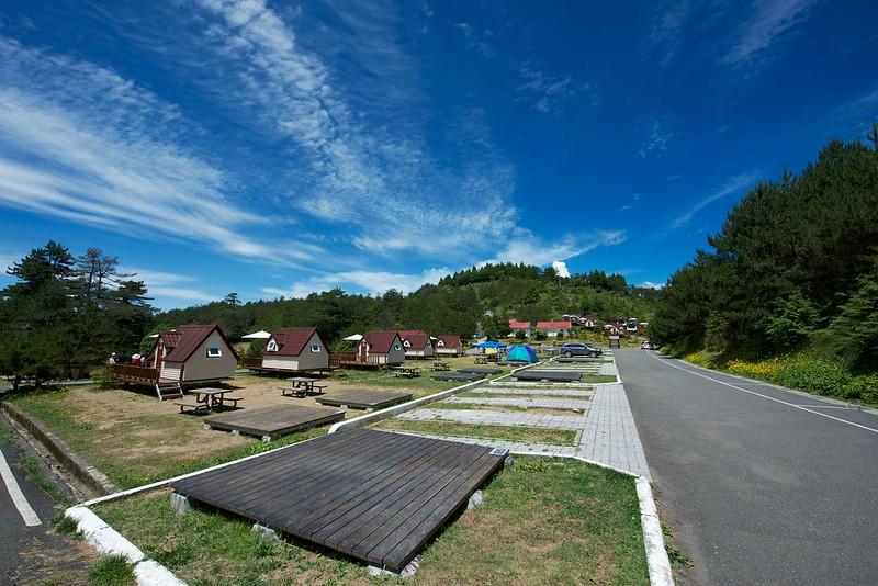 福壽山農場露營區10