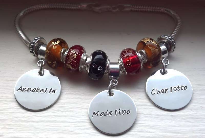 katies charms european charm beads personalized charms
