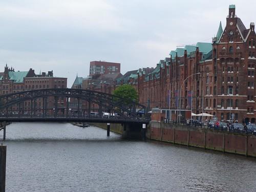 Ciudad-almacén de Hamburgo