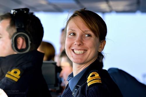 Royal Navy Officer