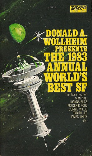 Donald A. Wollheim (ed) - The 1983 Annual World's Best SF (DAW 1983)