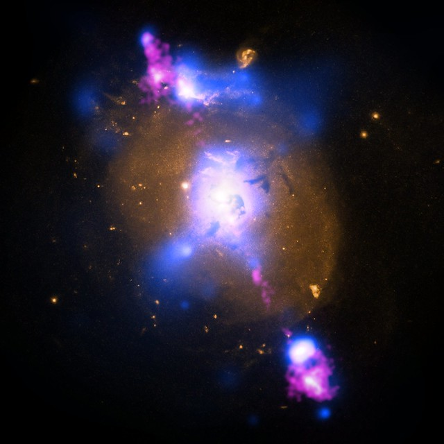 black hole chandra x ray - photo #20
