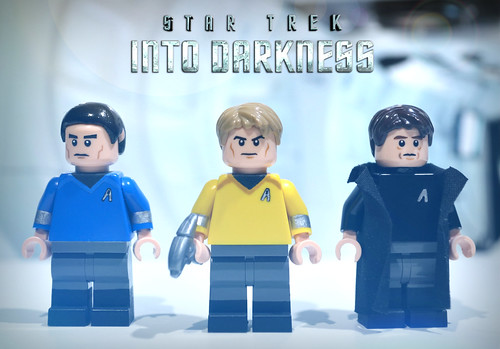 LEGO Star Trek Into Darkness