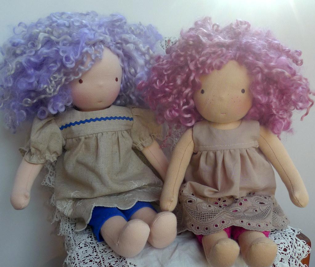 Maisie Lou & Sadie Jane