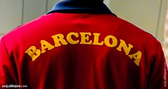 The Adidas Originals Barcelona Track Top by EnLawded.com