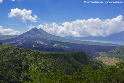 Volcano - Bali, Indonesia