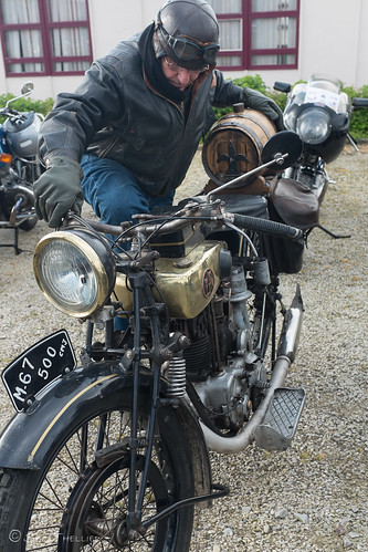 _Motorcycle ballad in the French countryside