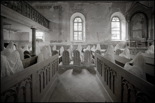 Church of the Silent Ghosts