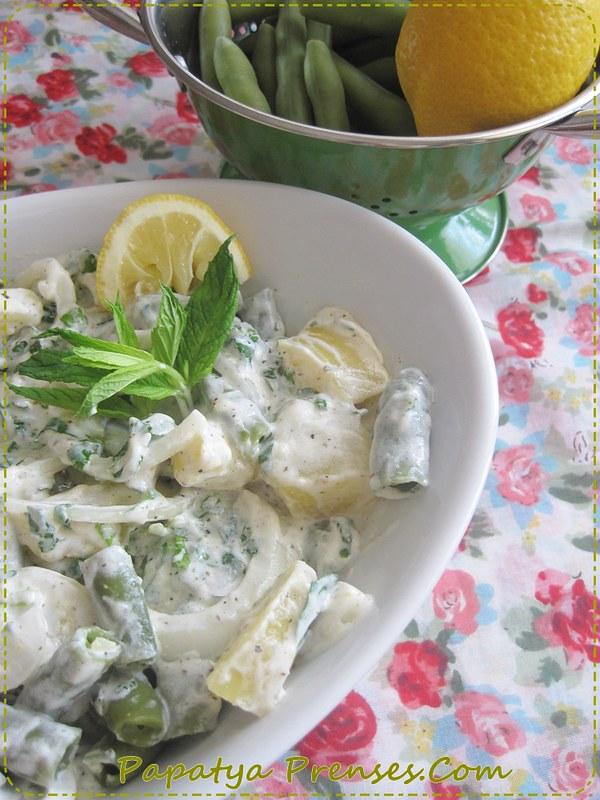 bakla salatası 006