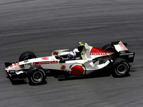 Anthony Davidson Honda Sepang 2006