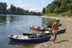 Portland: Canoe Trip on the Willamette