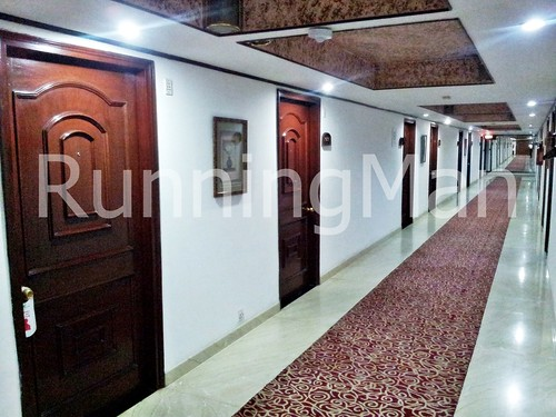 Ashok Country Resort 02 - Corridor