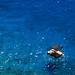 O mare blu