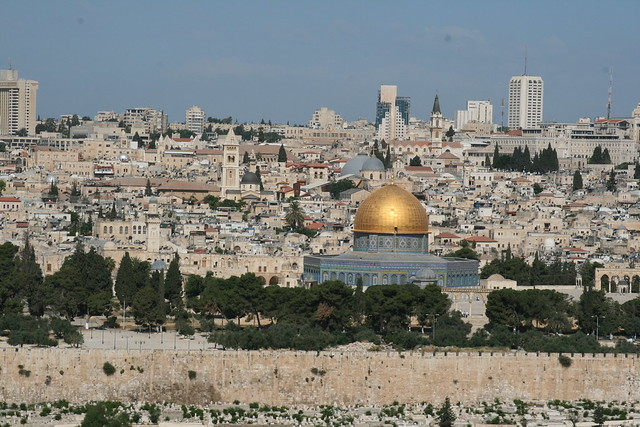 Jerusalem by CC user episcopalflorida on Flickr