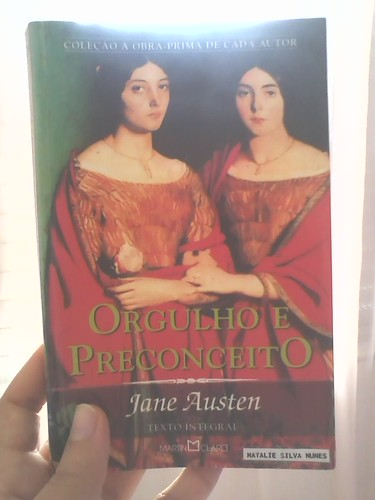 Brazil/Brasil: Natalie by Sitio de Jane Austen