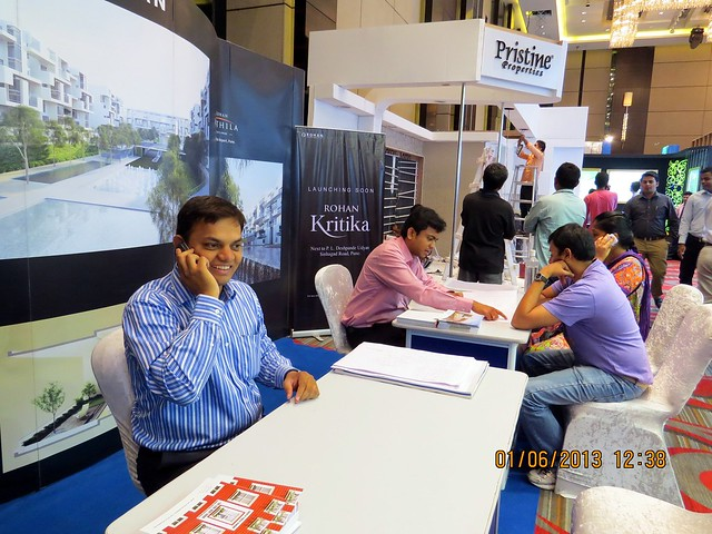 www.rohanbuilders.com - Visit Times Property Showcase 2013, 1st &2nd June 2013, JW Marriott, S B Road, Pune