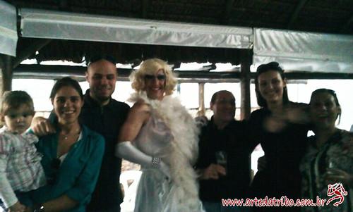 Arte da Tribo - Telegrama Animado - Uma drag chamada Marilyn - Aniversário 08062013  (7) by Arte da Tribo Produções