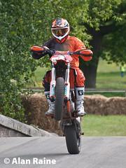 Chris Hodgson, KTM Supermoto