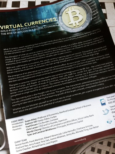VLAB Virtual Currencies #VLABvcurrencies
