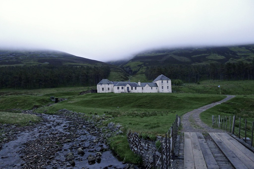 Glen Bruar Lodge