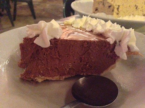 French Silk Pie at Shady Grove