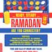 Ramadhan 2013