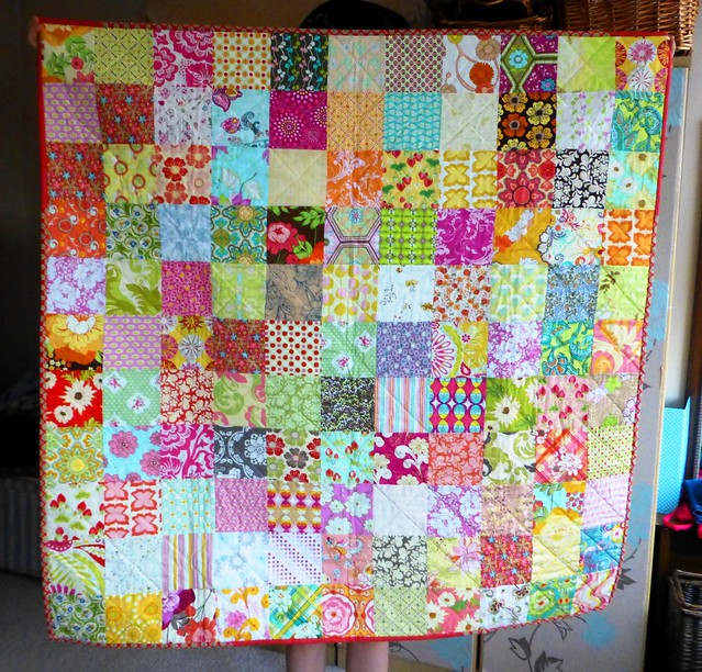 Siblings Together Quilt 001