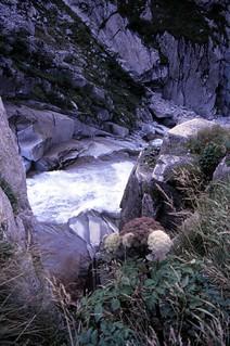 Switzerland    -   Andermatt Pass    -   September 1985