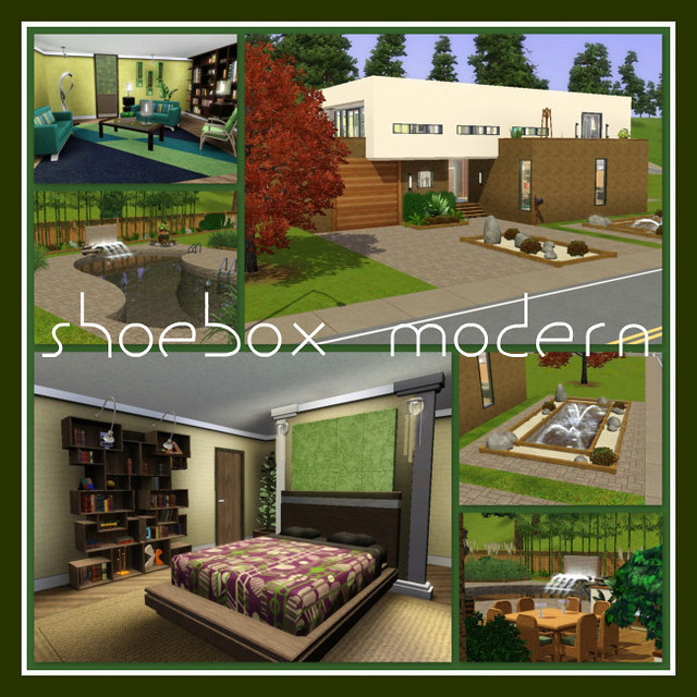 Shoebox Modern