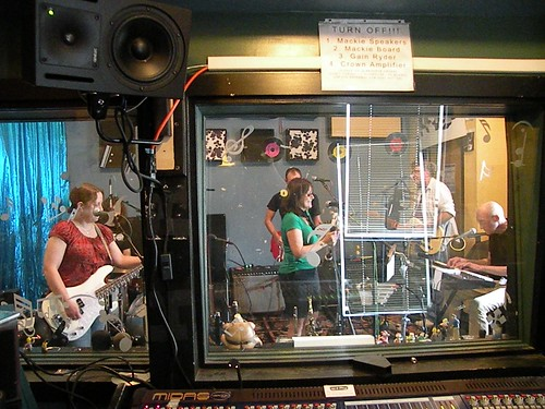 Speed the Plough, live on WFMU