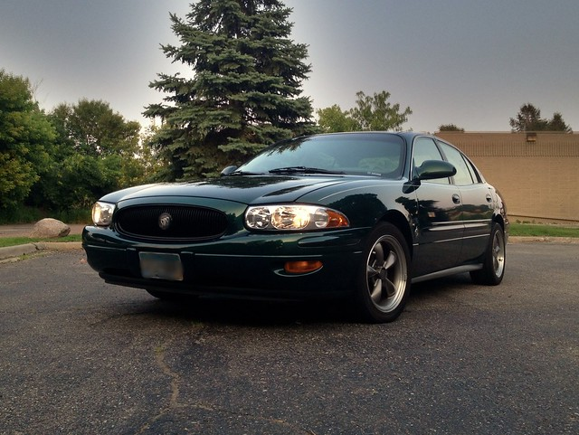 2000 Supercharged Buick Lesabre Flickr Photo Sharing