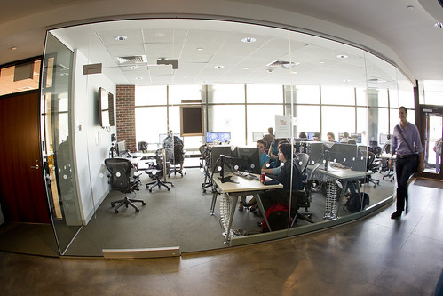 The Bloomberg Lab at Brandeis IBS