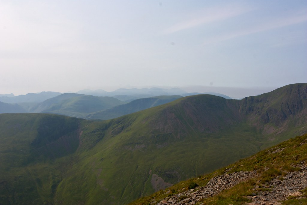 South to the Central Fells