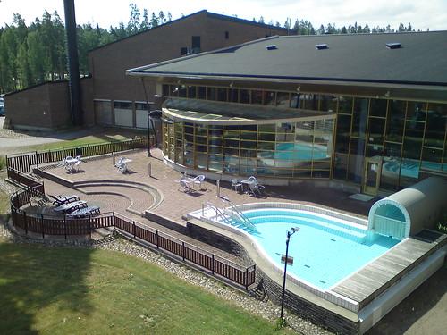 mobile finland hotel swimmingpool бассейн imatra отель финляндия