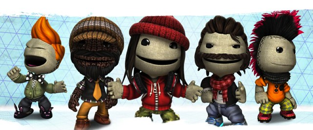 LittleBigPlanet Update 7-29-2013