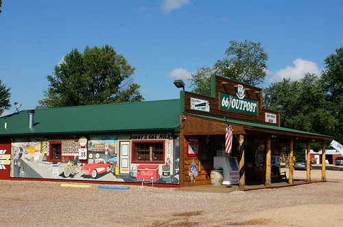 66 Outpost, Route 66 - Fanning, Missouri
