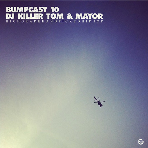 Bumpcast #10 Mix Cover