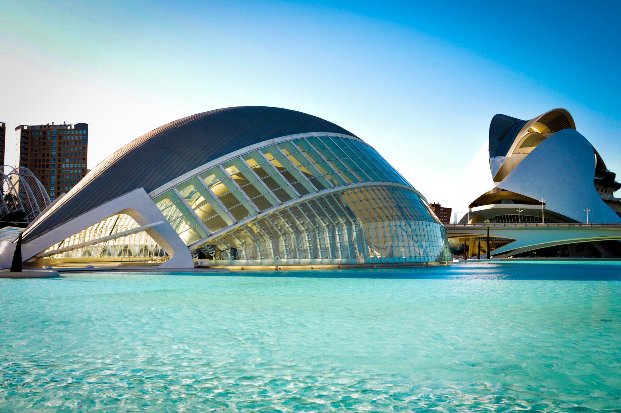 Valencia -  L'Hemisferic