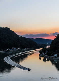 Donau, Linz