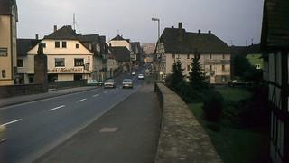Holzminden, Brücke, Obere Strasse