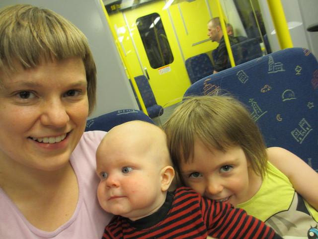 Åka tunnelbana